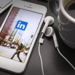 LinkedIN on mobile image