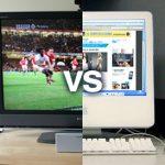 TV vs Internet