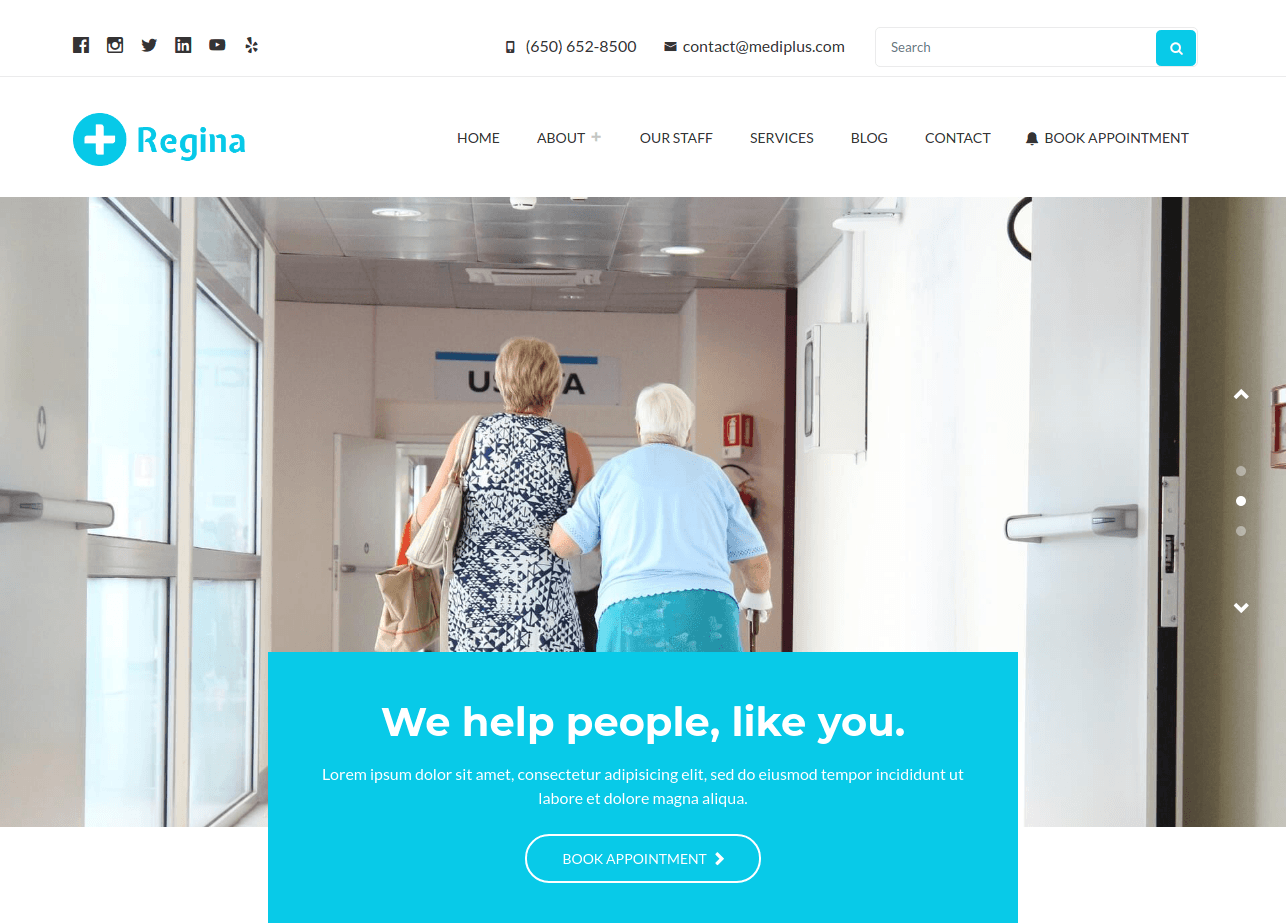Top 5 WordPress Themes For Healthcare Institutions & Professionals