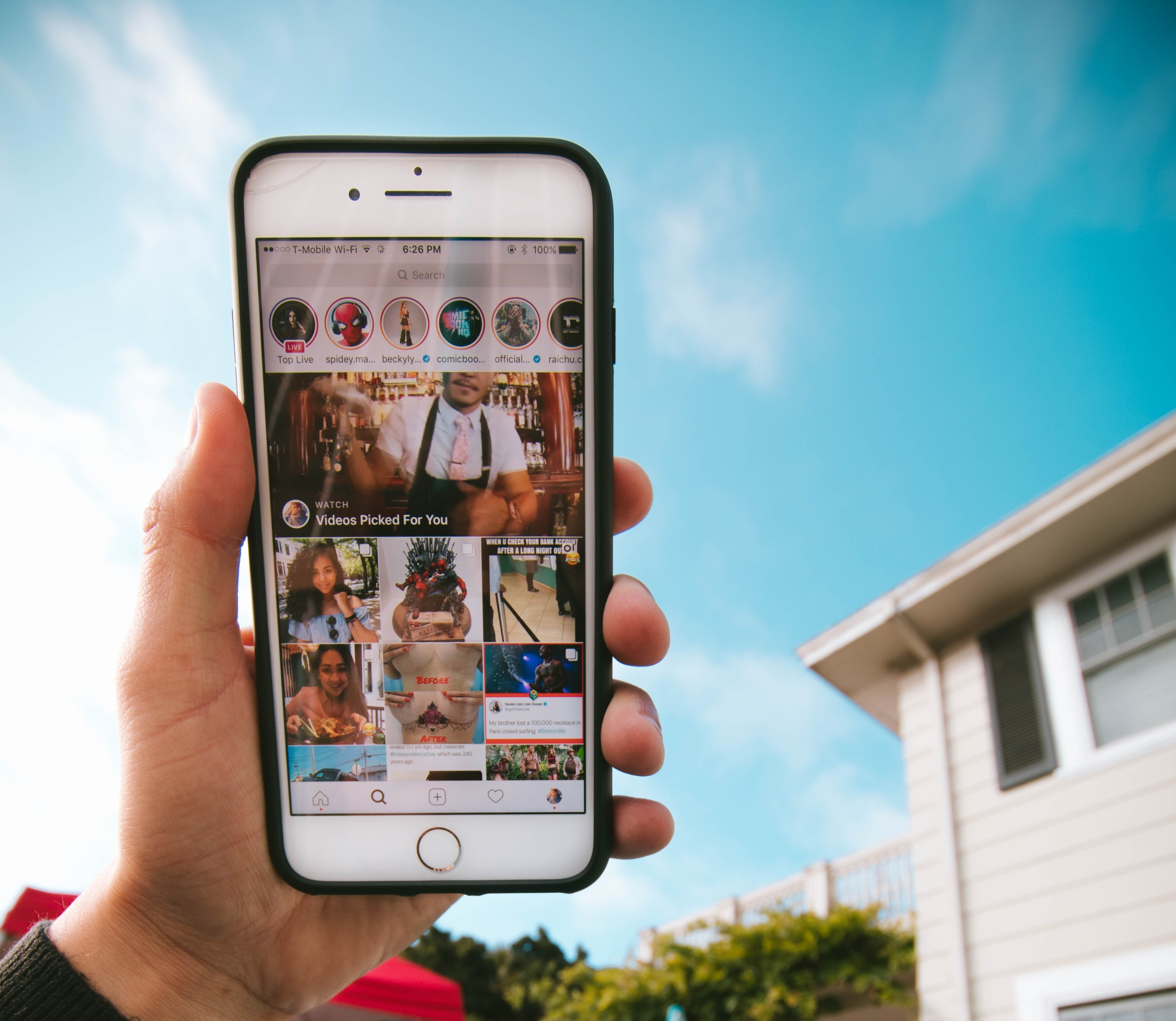 How to stand out from the noise on Instagram