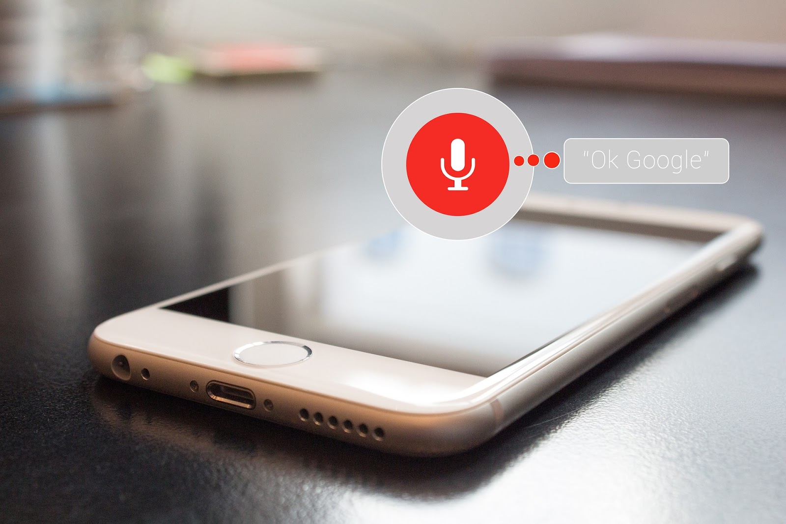 Optimize with Voice Search