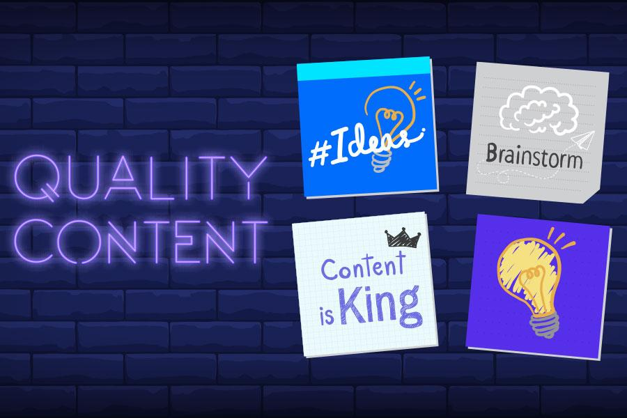 What Is Quality Content?  How Google Recognizes & Rewards Them