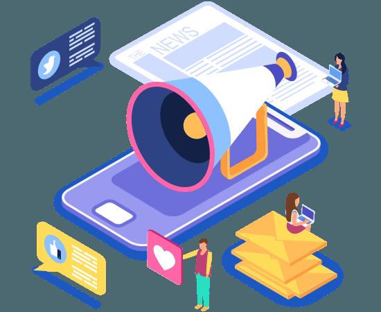 Developing social media
