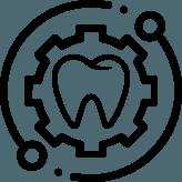 Custom dental website design