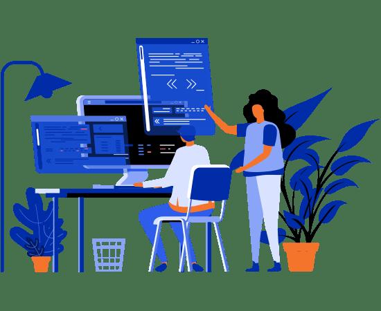 Design, Blueprint, and Development