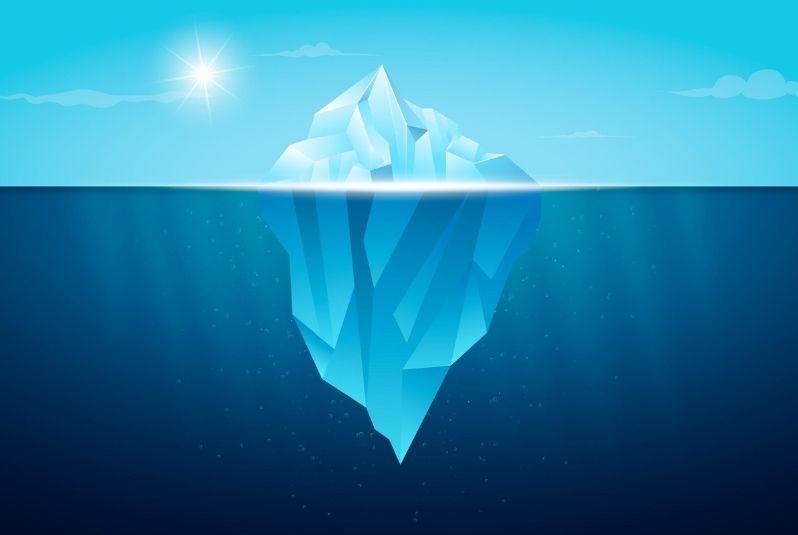 The Digital Iceberg Model