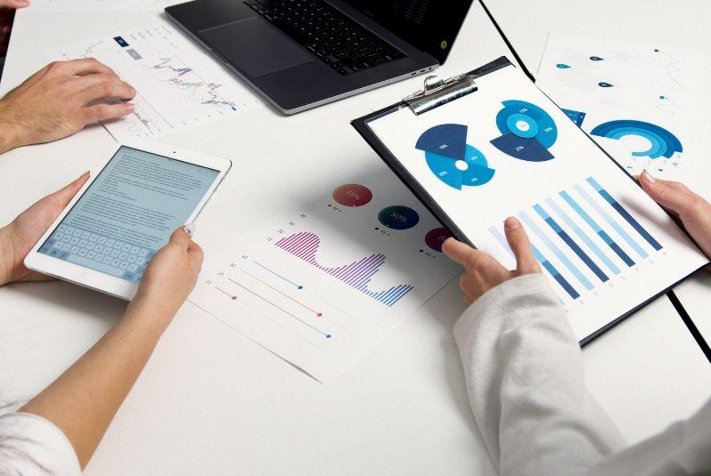 Track marketing strategy